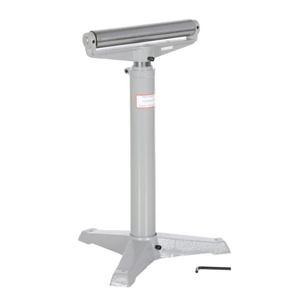 27 in. to 42 in. Horizontal Roller Stand