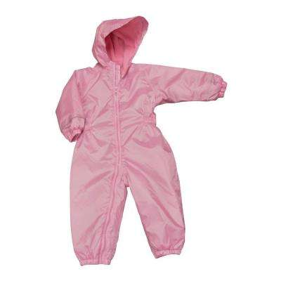 Toddler Suit in Pink (18 months)