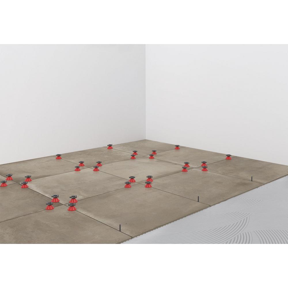 The Tile Doctor Litolevel Tile Leveling Spacer System 3 Piece Complete Kit 150 Pack Ll Kit 150 The Home Depot