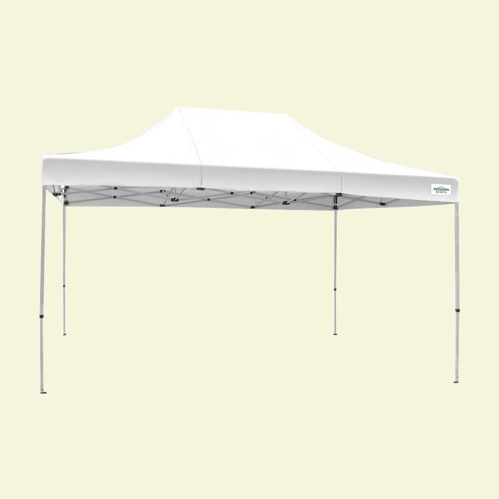 TitanShade 10 ft. x 15 ft. White Canopy Kit
