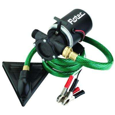 12-Volt Water Removal Utility Pump