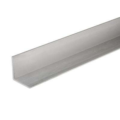1 in. x 36 in. Aluminum Angle with 1/8 in. Thick