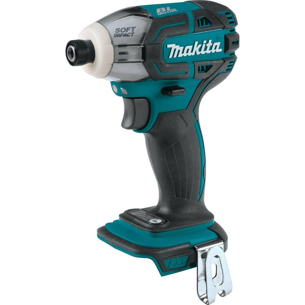 18-Volt LXT Lithium-Ion 1/4 in. Oil-Impulse Brushless Cordless 3-Speed Impact