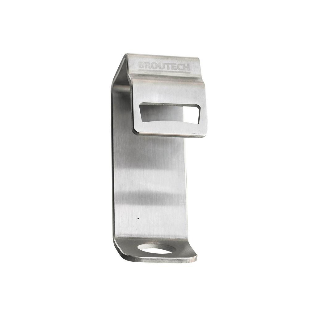 Cooler Lock Bracket Built-in Bottle Opener in Stainless Steel