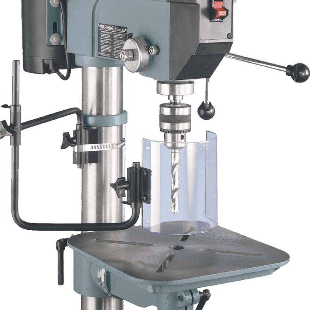 Drill Press Guard >> Delta Drill Press Safety Guard