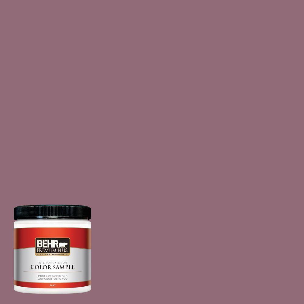 BEHR Premium Plus 8 oz. #S120-6 Full Glass Interior/Exterior Paint Sample