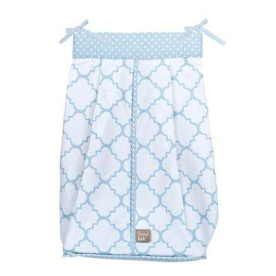 Blue Sky Diaper Stacker
