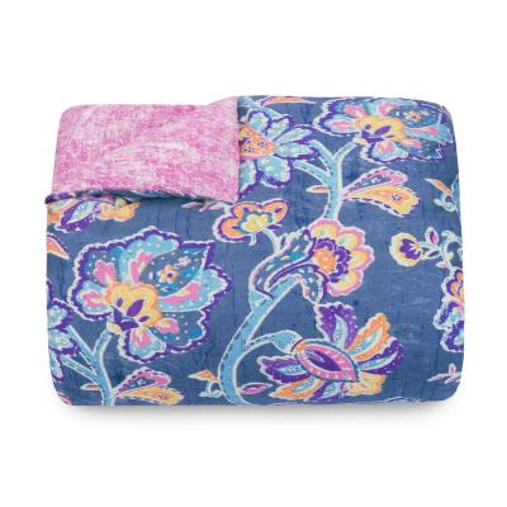 5-Piece Blue Twin Comforter Set