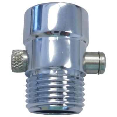 Shower Head Push-Button Flow Reducer