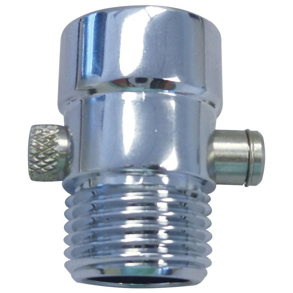 parts of a faucet aerator. Flow Control Shower Push Button Aerators  Restrictors Faucet Parts Repair The Home Depot