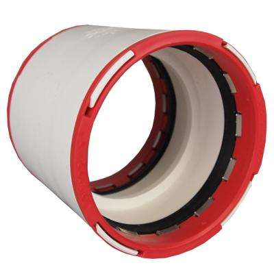 2 in. ConnecTite PVC DWV Coupling