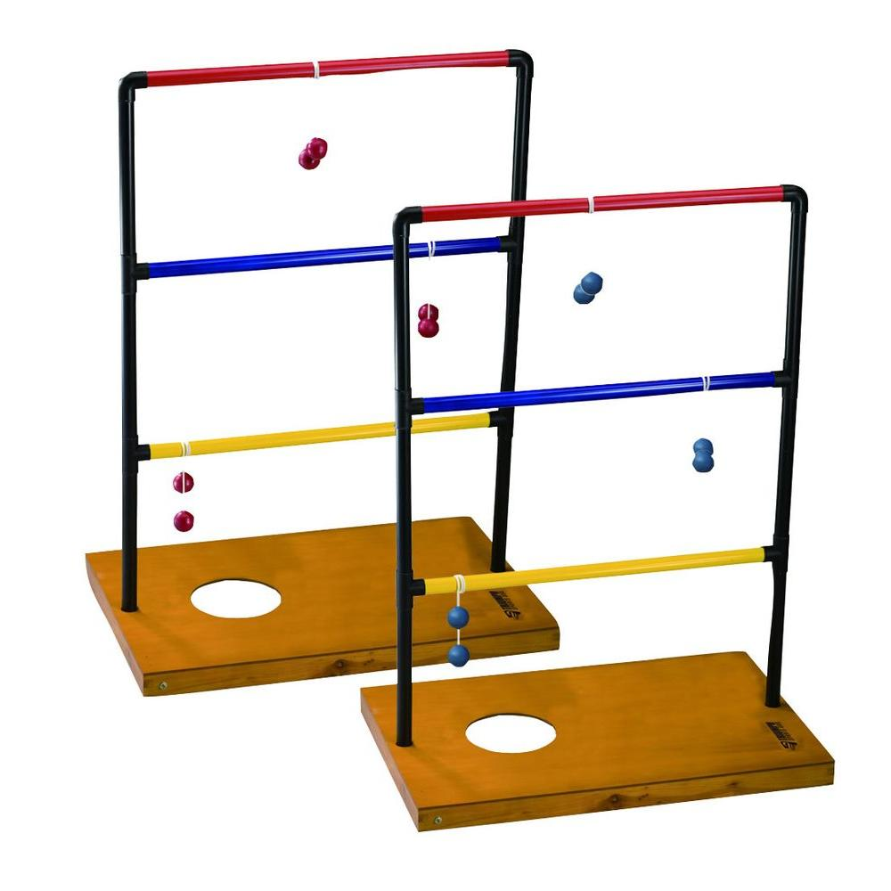 Triumph Sports USA Trio Toss Set: Ladder Toss, Bag Toss, and Washer Toss