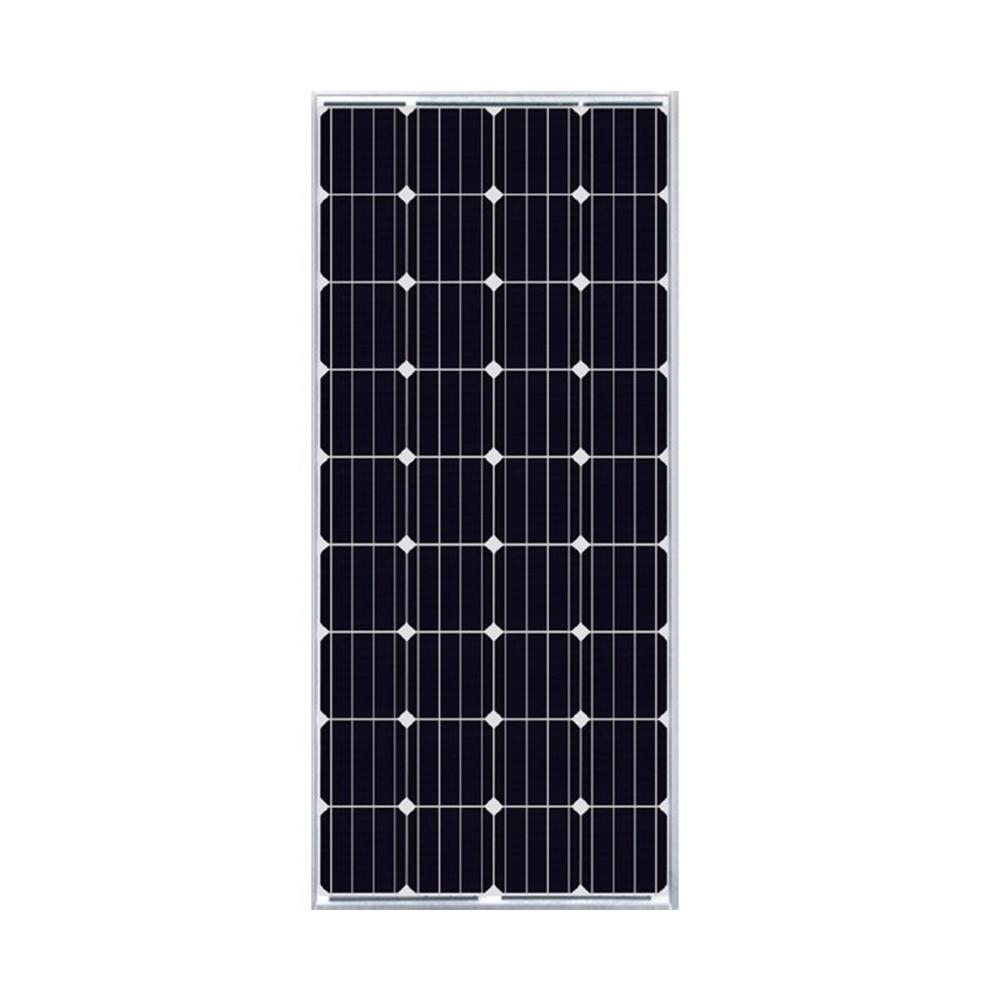 Exceptionnel Grape Solar 180 Watt Monocrystalline PV Solar Panel For Cabins, RVu0027s And  Back Up Power Systems GS Star 180W   The Home Depot