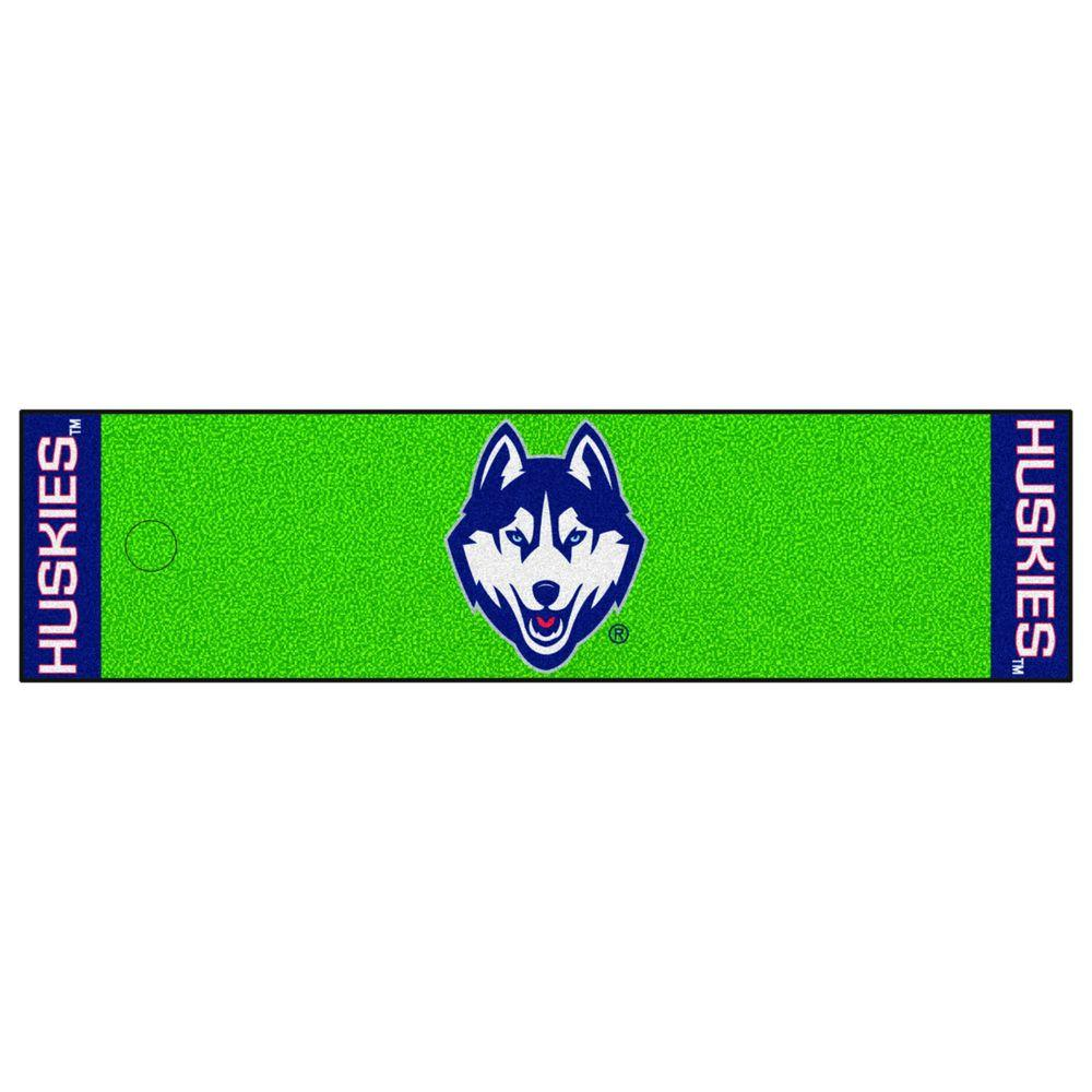 Fanmats Ncaa University Of Connecticut 1 Ft 6 In X 6 Ft