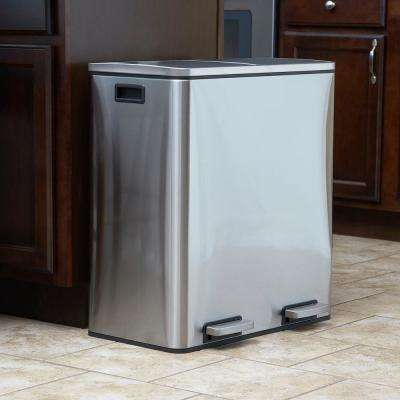 30 l-30 l Maxwell Recycle Stainless Black Lid