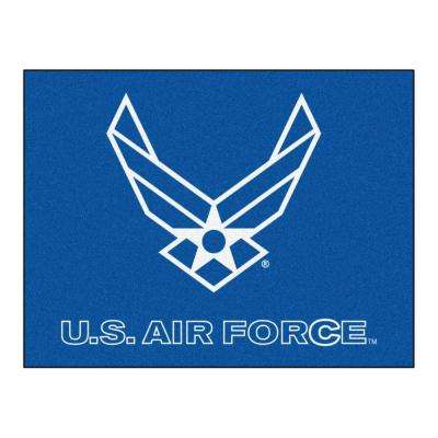 U.S. Air Force 3 ft. x 4 ft. All-Star Rug