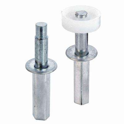 Bi-Fold Door Top Pivot and Guide Wheel
