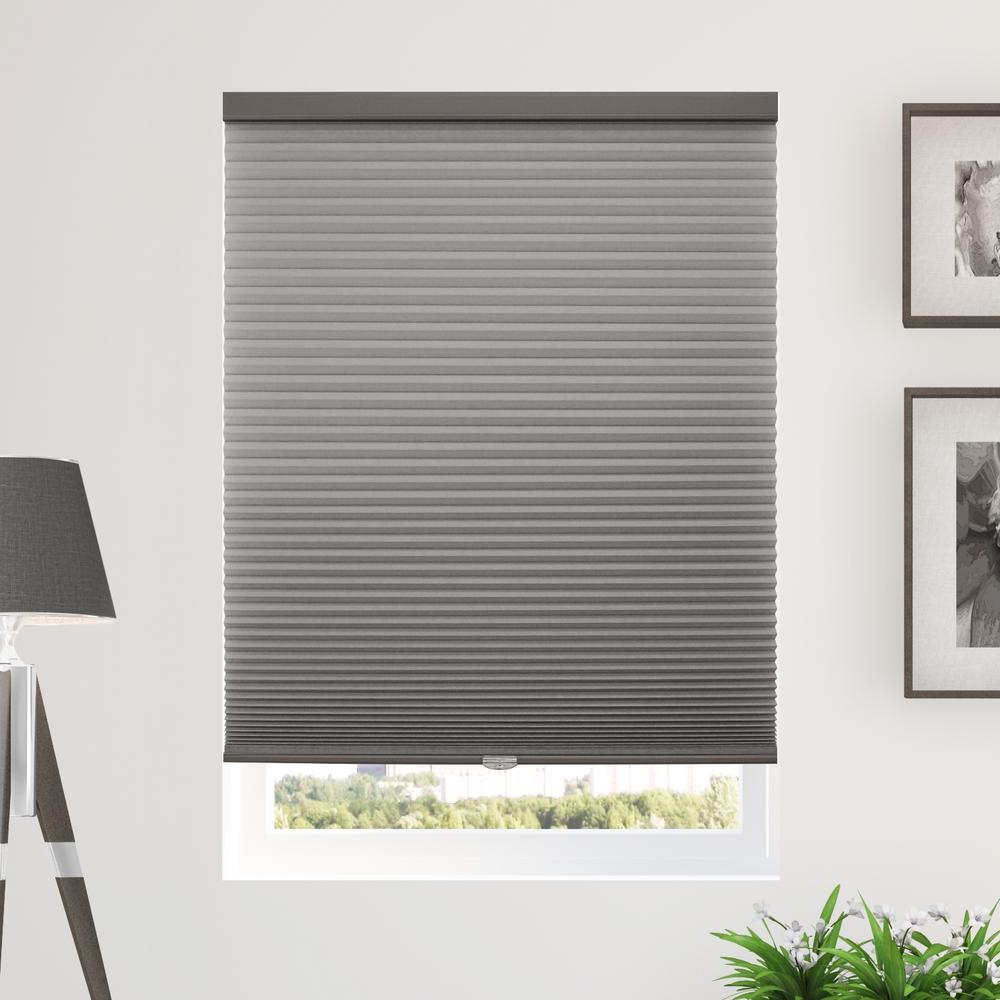 Chicology Cut To Width Morning Fog Privacy And Light Filtering