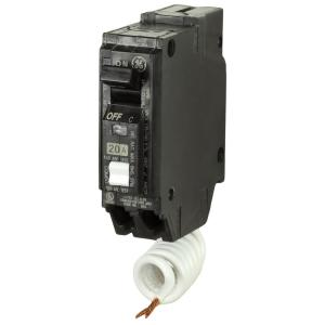 ge-1-pole-breakers-thql1120afp2-64_300 Arc Fault Circuit Breaher Wiring Illustration on