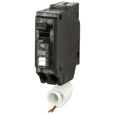 Q-Line 20 Amp 1 in. Single Pole Arc Fault Combination Circuit Breaker