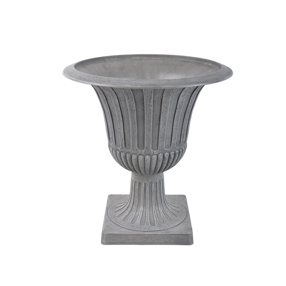 Worthington 20 in. x 21 in. Cement PSW Urn