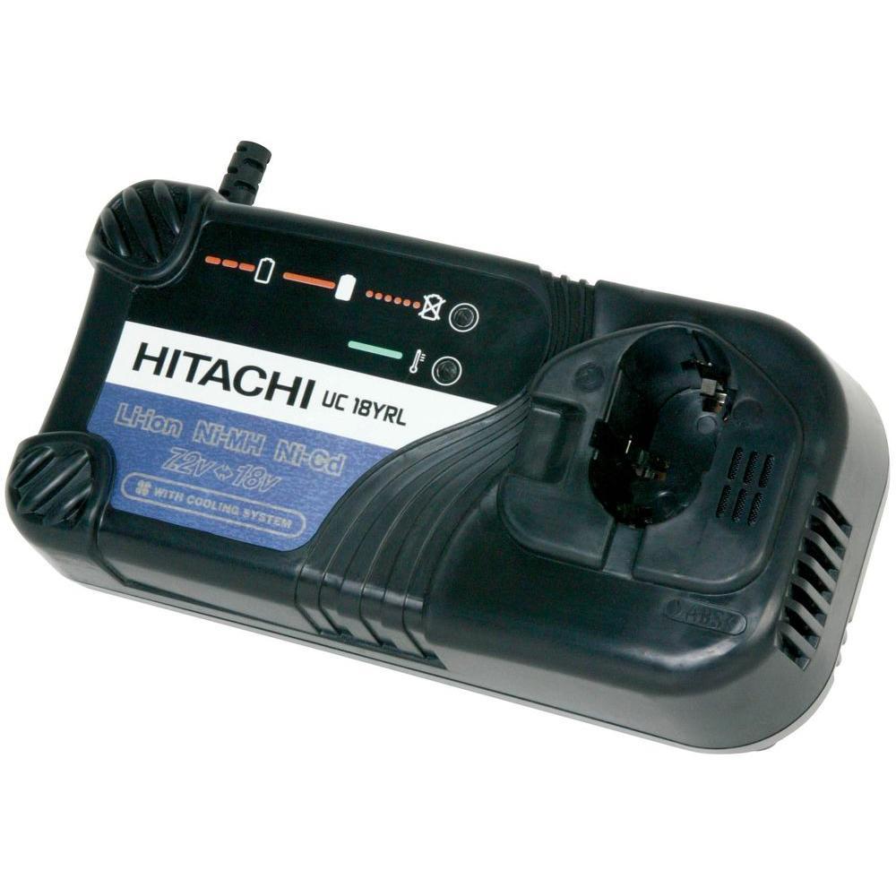 Hitachi Ni-Cd Universal Rapid Charger for Select Hitachi Battery