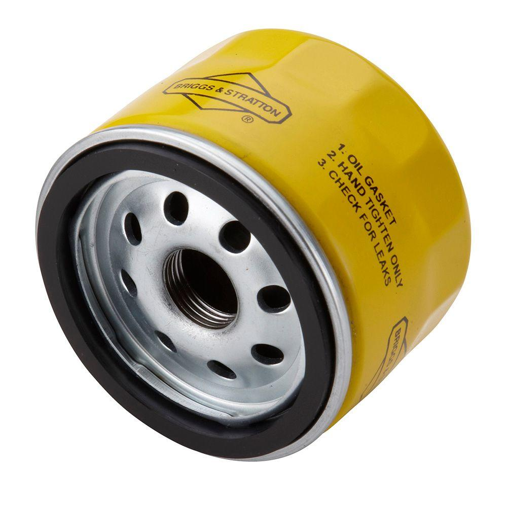 2-1/4 in. H Short Oil Filter for Most Intek and Vanguard