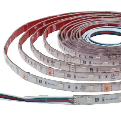 16.4 ft. Custom Color RGB LED Tape Light for Wet Locations