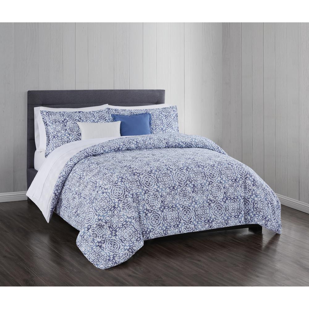 Chandler 5 Piece Full/Queen Comforter Set