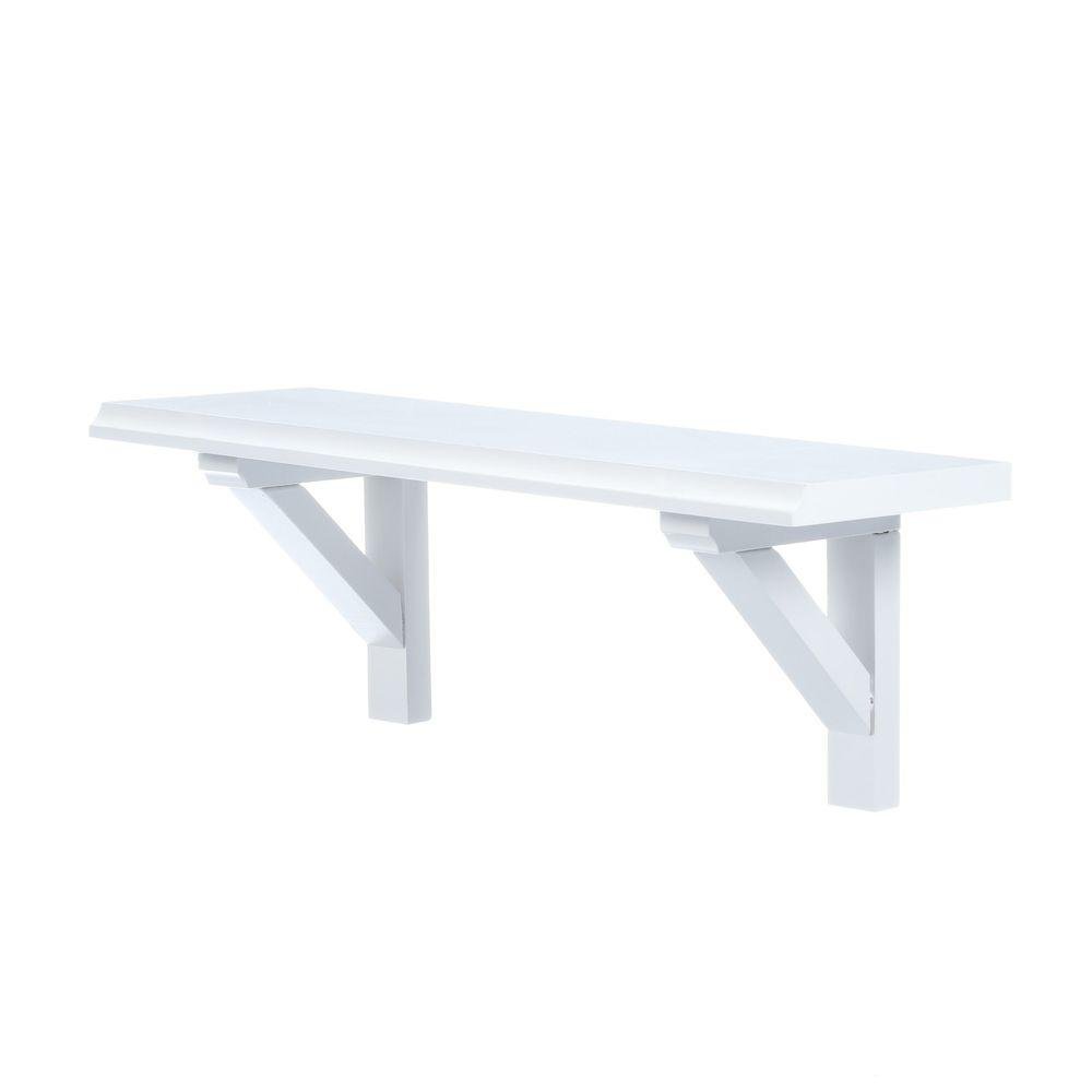 Home Decorators Collection 16 In X 5 In X In White
