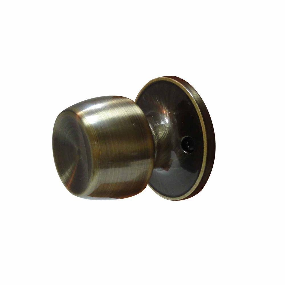 Brandywine Antique Brass Dummy Door Knob
