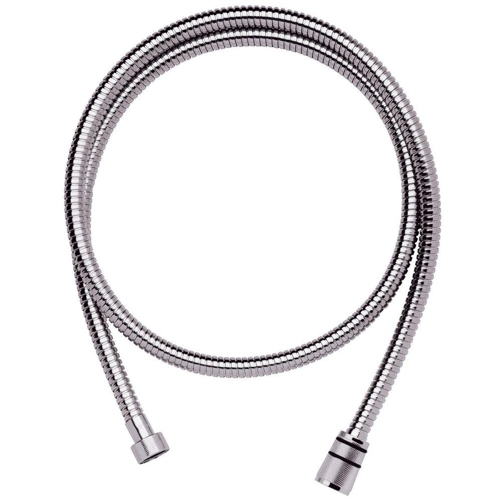 Movario 59 in. Twist-Free Hose in Polished Nickel