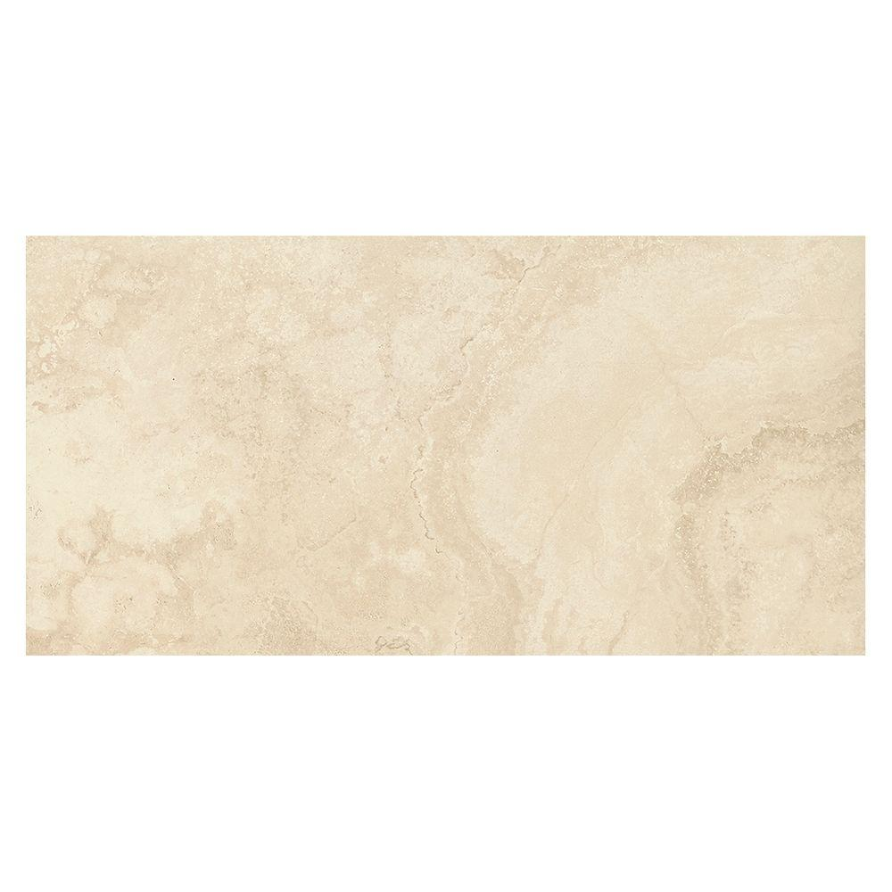 Developed by Nature Rapolano 12 in. x 24 in. Glazed Porcelain