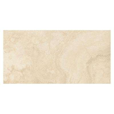 Developed by Nature Rapolano 12 in. x 24 in. Glazed Porcelain Floor and Wall Tile (15.60 sq. ft. / case)