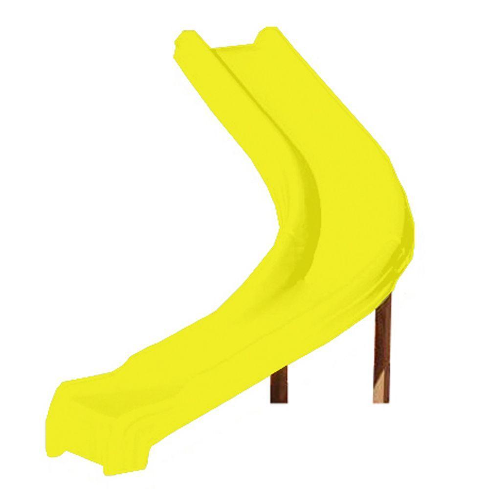 Yellow Side Winder Slide
