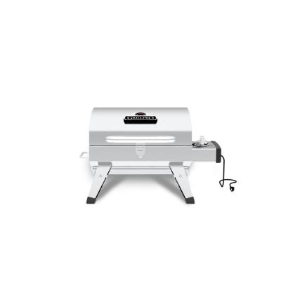 Table Top Portable Electric Grill in Stainless Steel