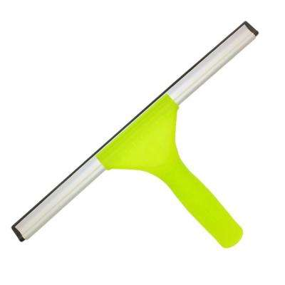 12 in. Window Squeegee Plastic Handle with Connect and Clean Locking System