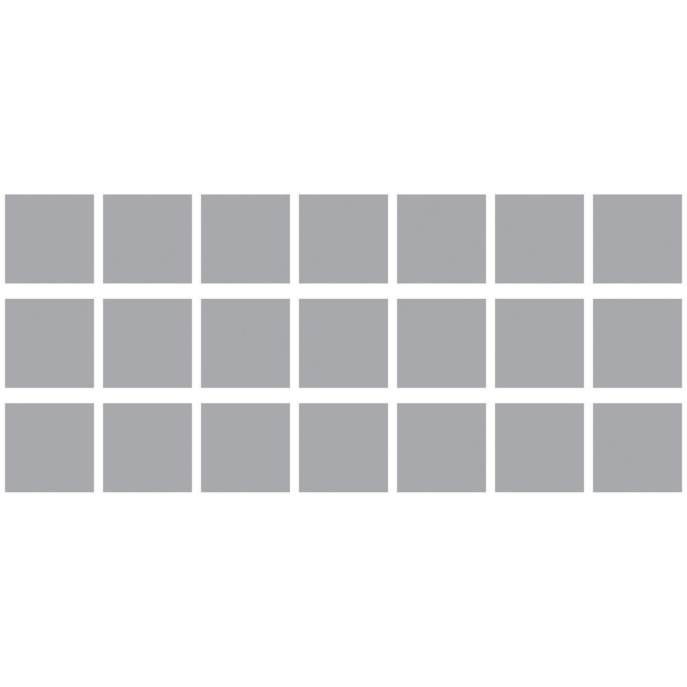 26.4 in. x 23.6 in. Carre Window Stickers