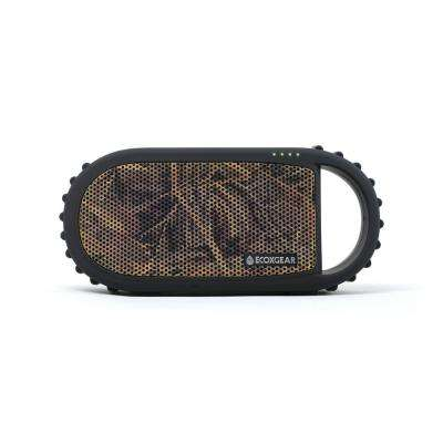 ECOCARBON Bluetooth Waterproof Speaker, Camo