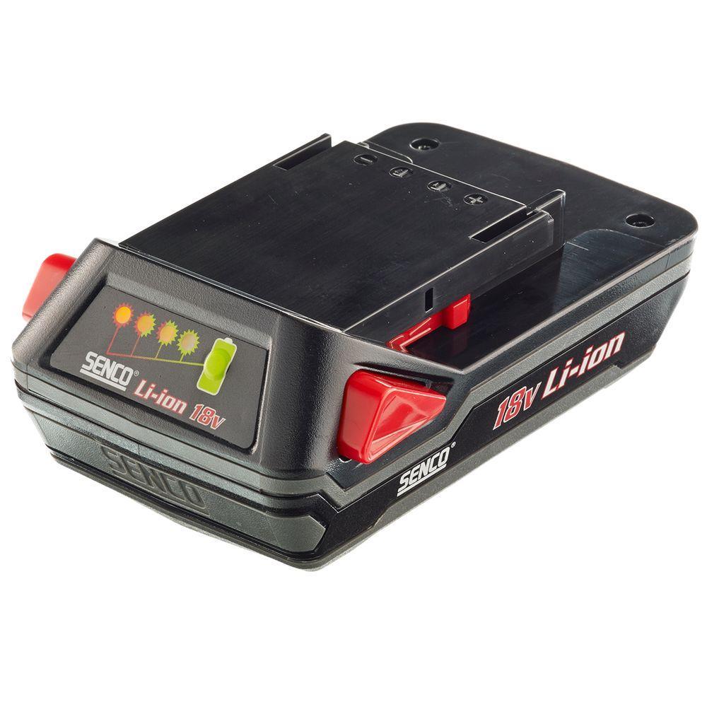 Senco 18-Volt Lithium-Ion SlimPack Battery