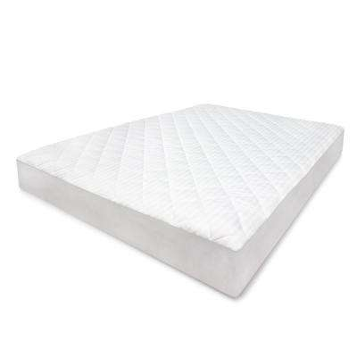 300 Thread Count Full Memory Fiber Filled Mattress Pad