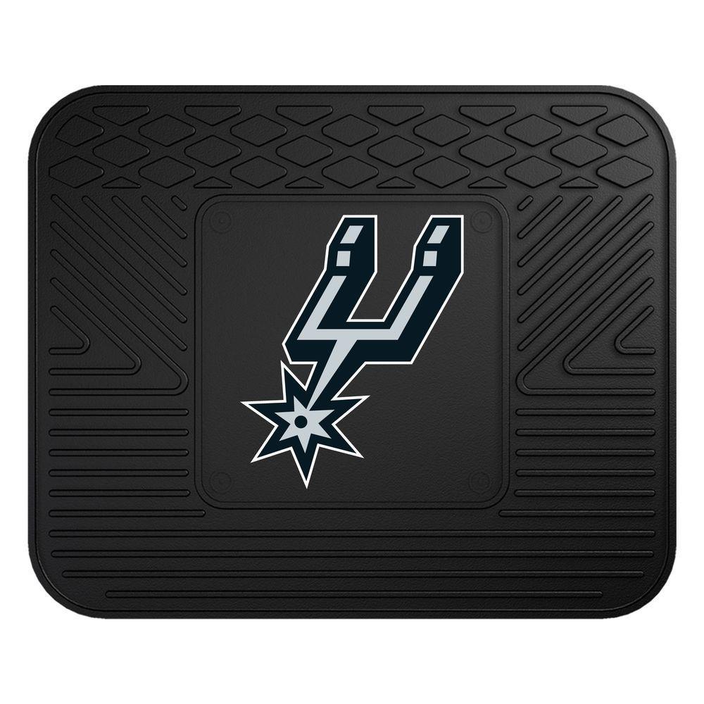 San Antonio Spurs 14 in. x 17 in. Utility Mat