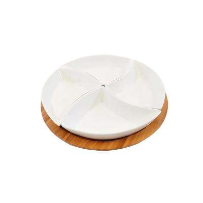 12 in. White Multiserver