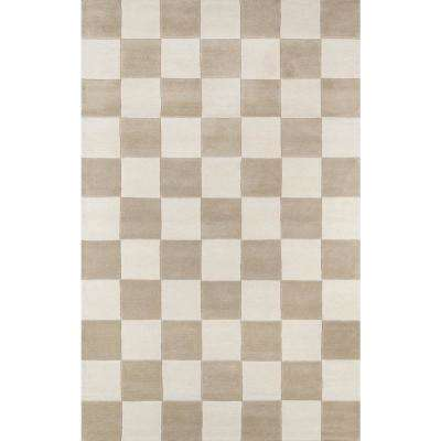 Chevalier Taupe 8 ft. x 10 ft. Indoor Area Rug