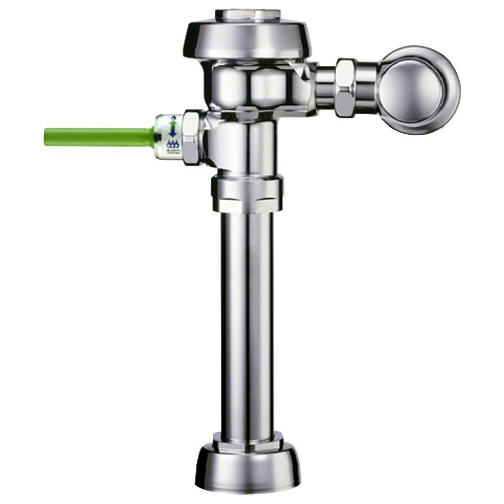 WES-111 (1.1/1.6 GPF) 3720000 Exposed Water Closet Flushometer with Dual-Flush,