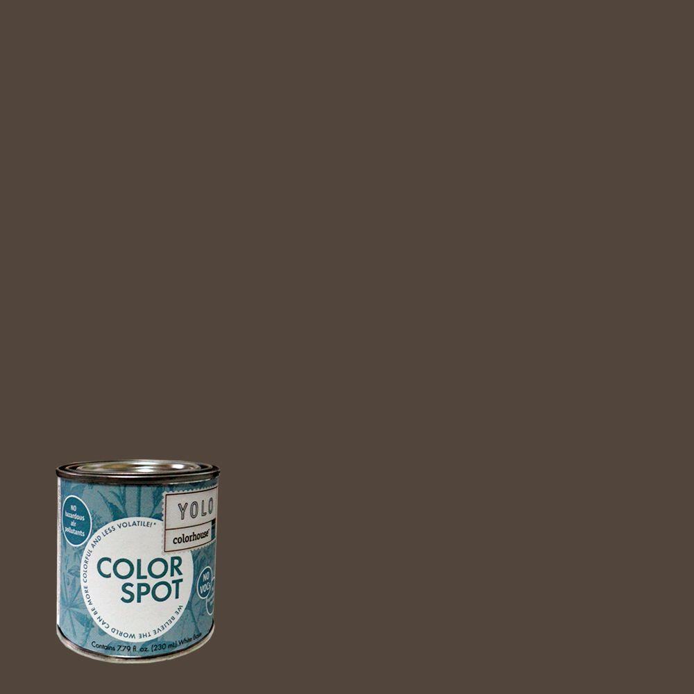 YOLO Colorhouse 8 oz. Nourish .05 ColorSpot Eggshell Interior Paint Sample-DISCONTINUED