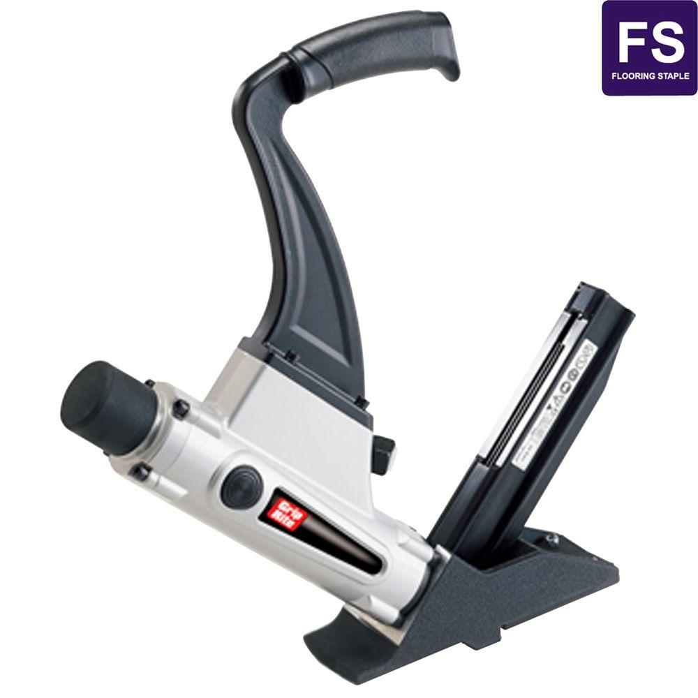 Grip-Rite 2 in. x 15-Gauge Flooring Stapler