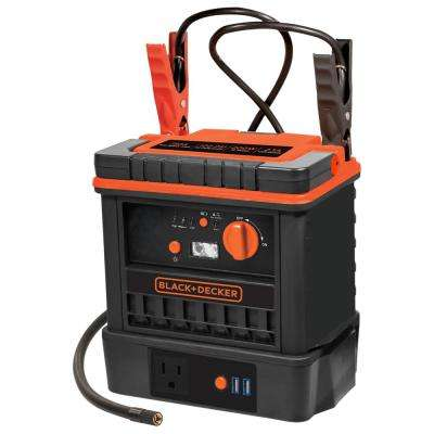 750 Amp Portable Power Station