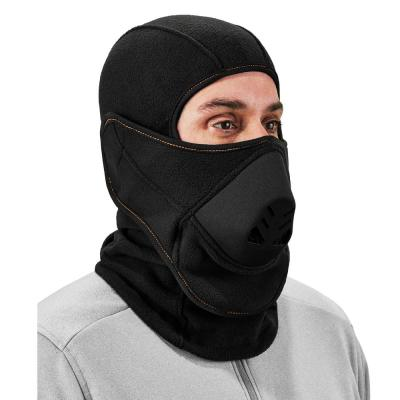 N-Ferno Black Extreme Balaclava Cap with Hot Rox
