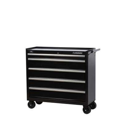 41 in. W 5-Drawer Tool Cabinet